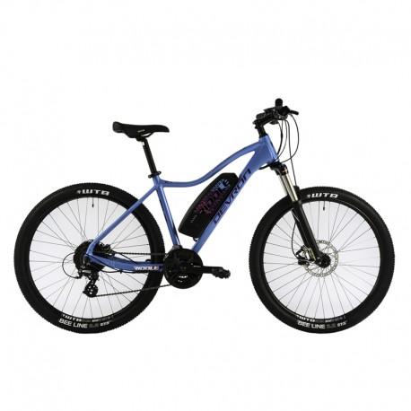 Bicicleta eléctrica DEVRON MTB AZUL