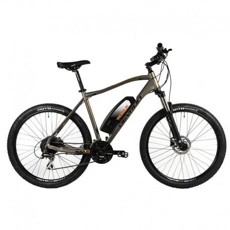 Bicicleta eléctrica DEVRON MTB GRIS
