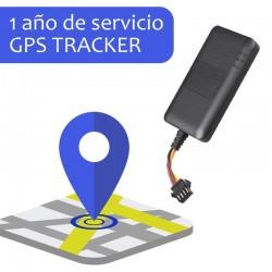 Mantenimiento SIM y servicio 1 año GPS  TRACKER