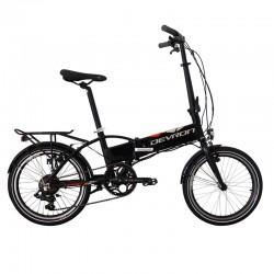 Bicicleta eléctrica DEVRON PLEGABLE