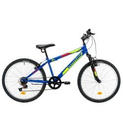 "Bicicleta infantil VENTURE 24"" azul"