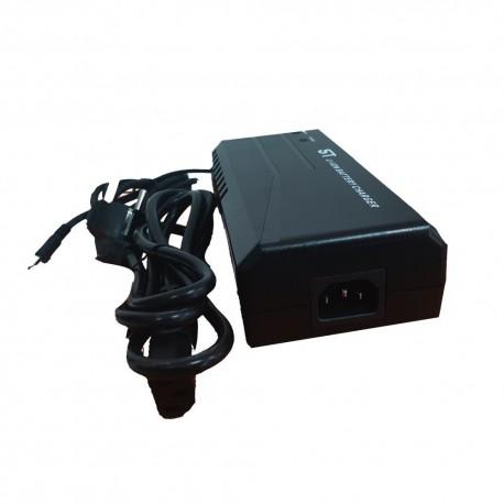 Cargador eléctrico para baterías de bicicleta eléctrica