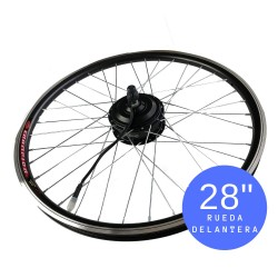 """Motor E-Bike 28"""" Rueda delantera 36V/250W IP54"""