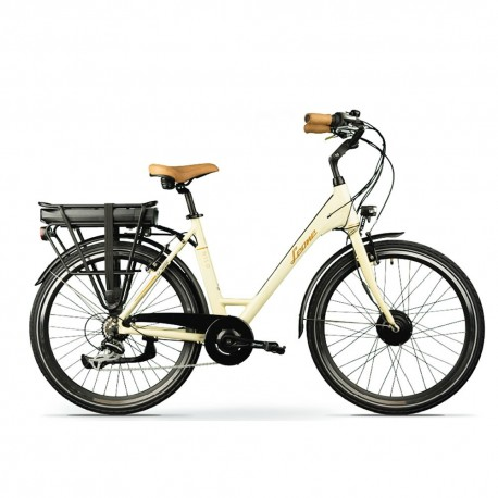"Bicicleta eléctrica RHINO NILO de paseo 26"" motor delantero"