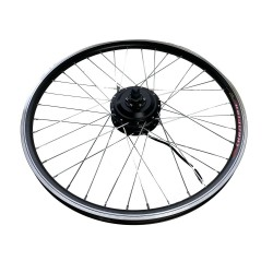 "Motor E-Bike 20"" Rueda trasera rosca 36V/250W IP54"