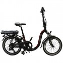 Bicicleta eléctrica plegable 250W 36V 13AH