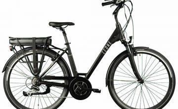Bicicleta eléctrica motor central 28