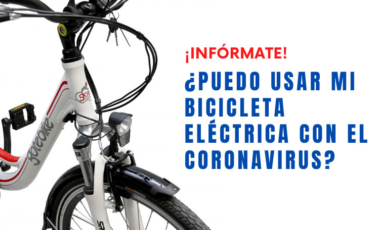 bicicleta-eléctrica-coronavirus-gotebike